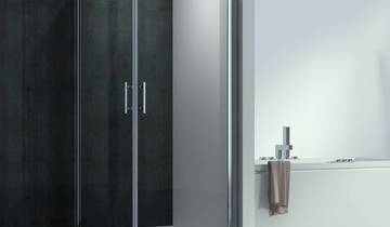What are the future development trends of glass corner shower enclosure