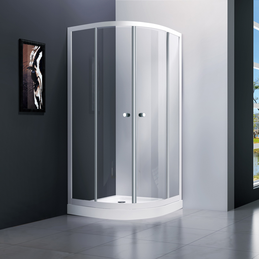 T242 sliding quadrant shower enclosure