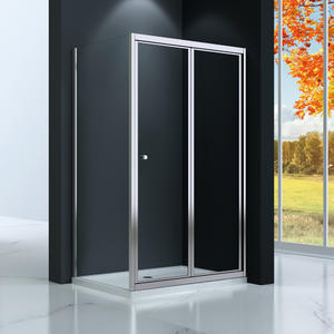 TB533 bi-fold folding shower enclosure