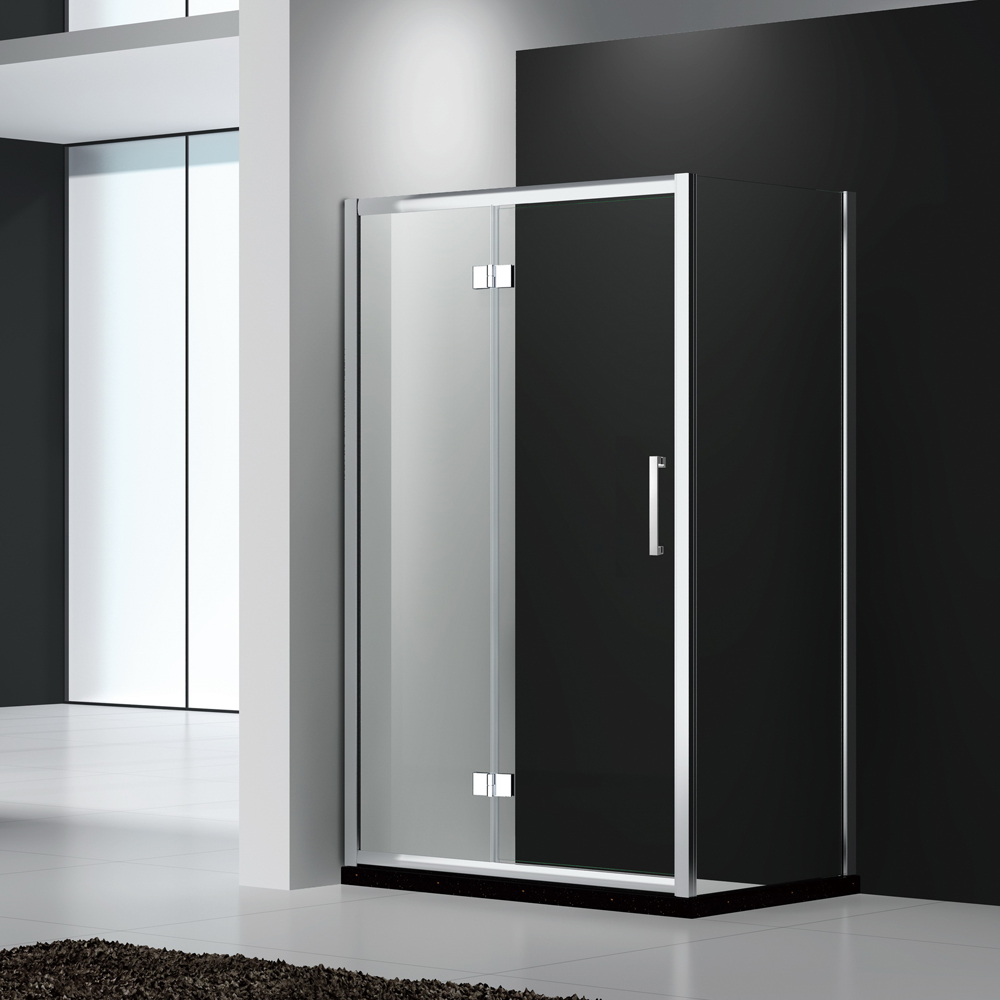 UH533 RECTANGULAR SHOWER ENCLOSURES WITH HINGED DOOR
