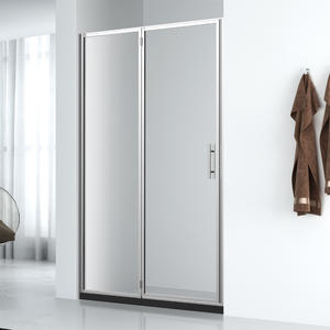 WLD001 123 hinge shower door