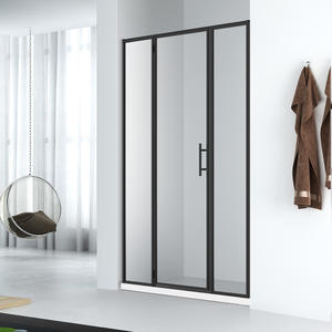 WLD 001 133 Recess hing shower door