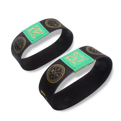 Custom Design Stretch Elastic Wristbands With RFID Chips