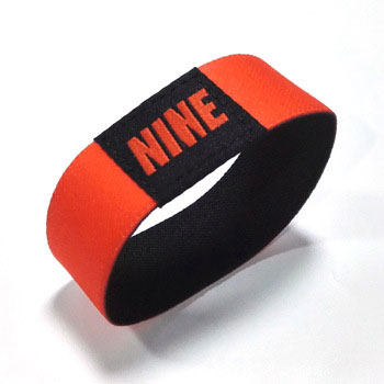 PVC Vinyl RFID Wristband Size with EM4200 Chip