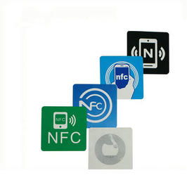 Round circle NFC Sticker Ntag213 RFID Chip Sticker for Android phone payment