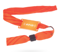 Leading Supplier of Polyester Disposable RFID Wristbandss for Exhibition