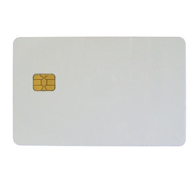 SLE4442/5542 Contactless Smart PVC RFID Card