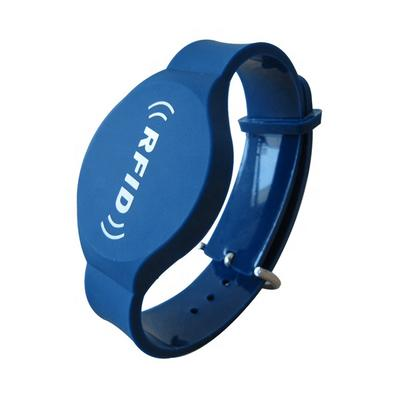 Silicone Passive RFID Wristband for Adult and Kids