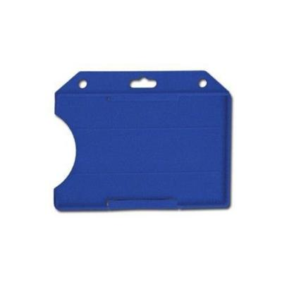 Open Face Horizontal RFID Card Holder