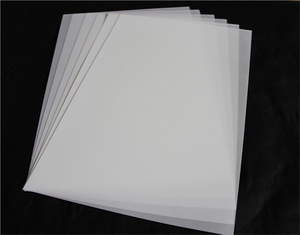 A4 Size PVC Sheet for ID Card Printing Manufacturing