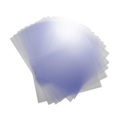 A4 Transparente Inkjet Printing PVC Sheets for Card Laminador