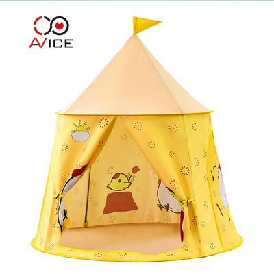 Chicken Castle Play Tent For Indoor And Outdoor Use