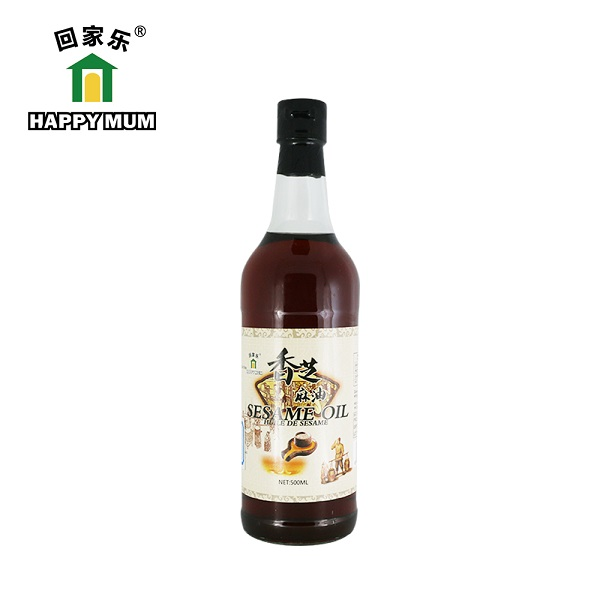 500ML Roasted Sesame Oil Jolion