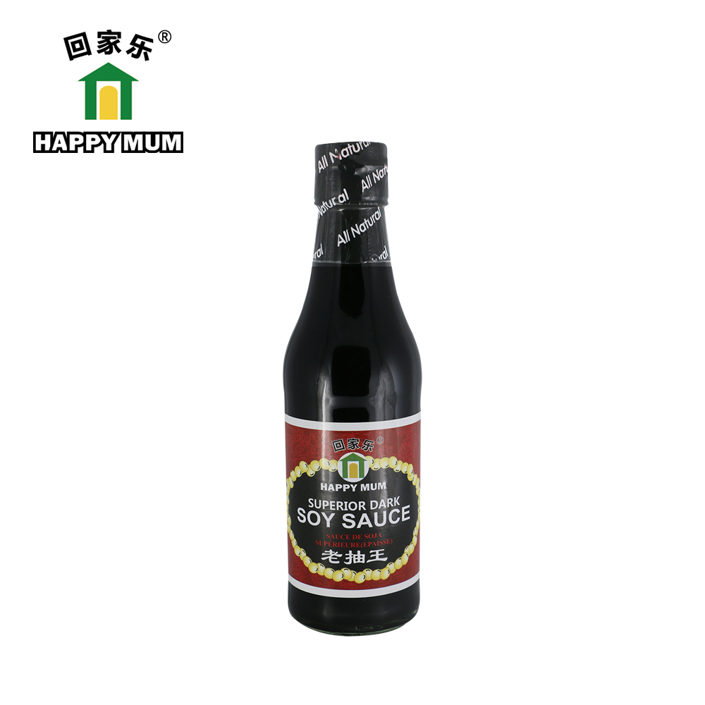 250ML Dark Sweet Soy Sauce Jolion