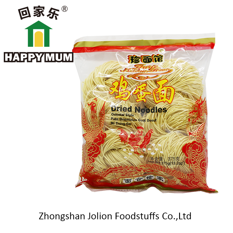 Fine Dried Egg Instant Noodles