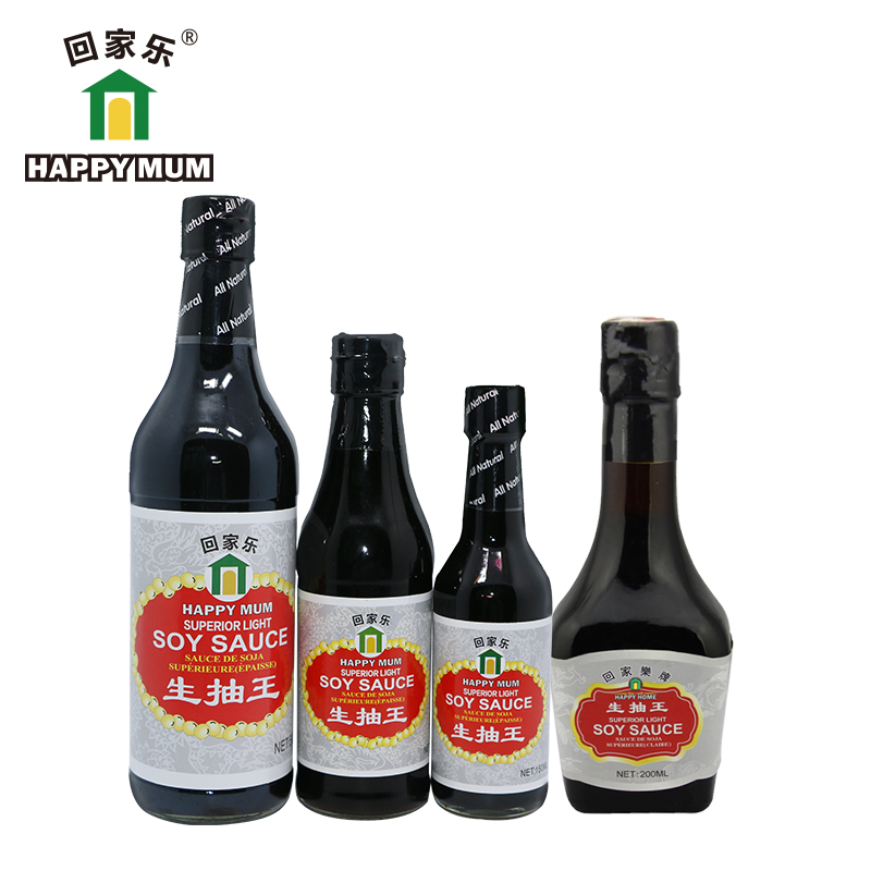 healthy soy sauce