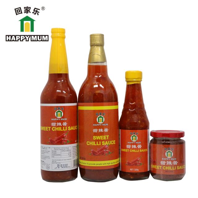 Private Label Sweet Chilli Sauce Jolion