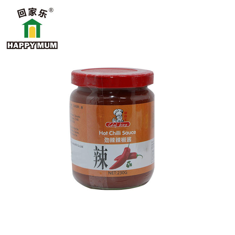 230G Happy MUM Brand Chilli Sauce  Jolion