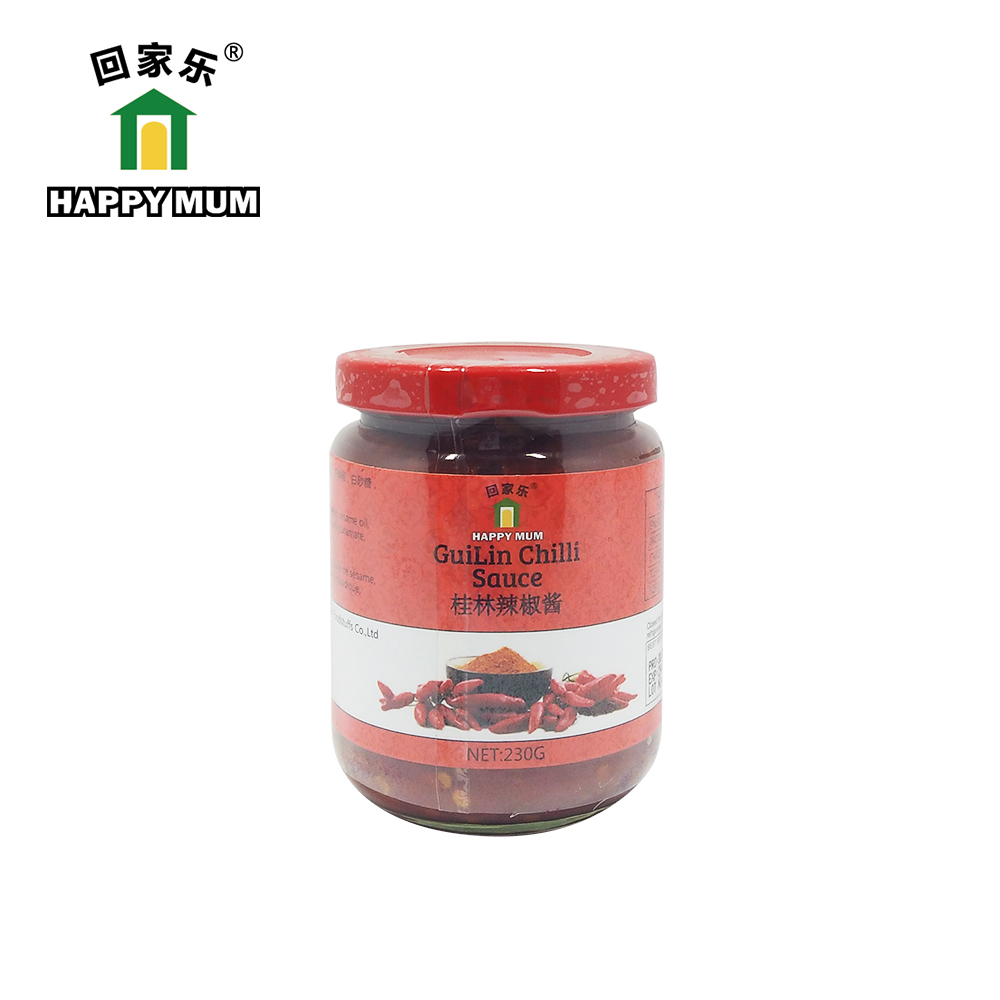 230G GuiLin Hot Chilli Sauce