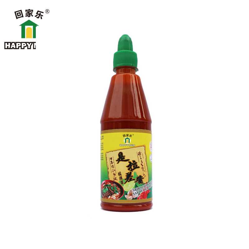 500ML Sriracha Super Hot Chilli Sauce Jolion