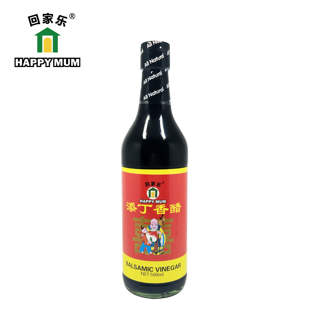 500ml  OEM Natural Fermented Balsamic vinegar Jolion