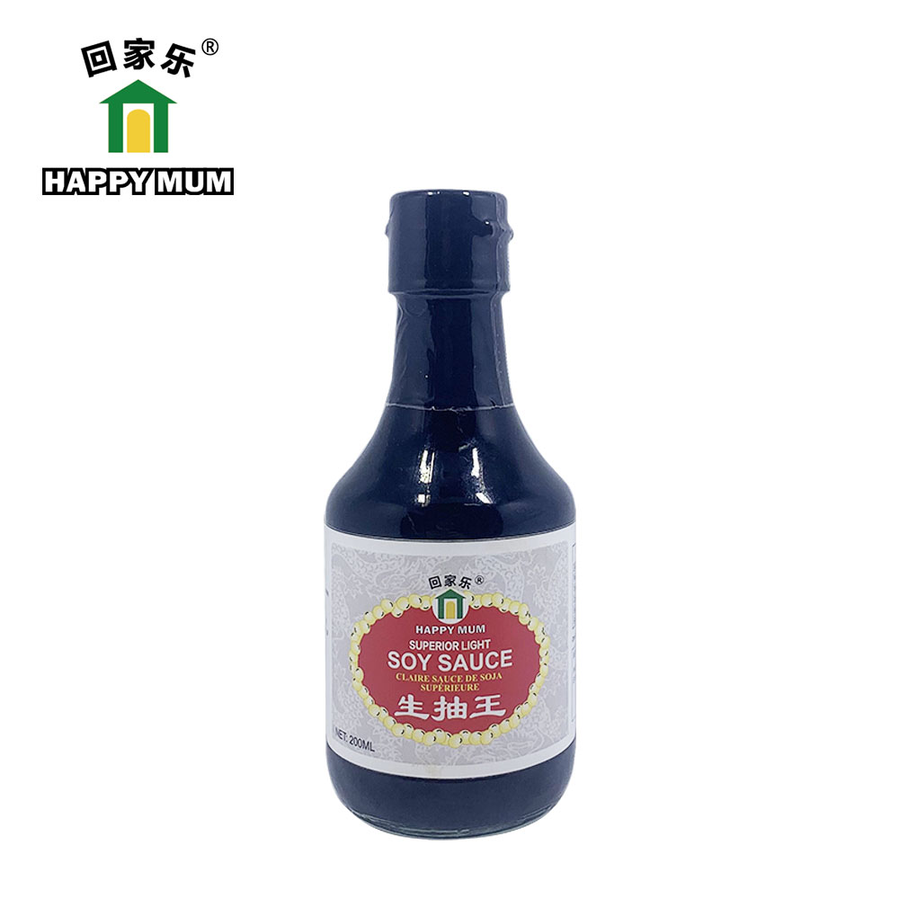200ML Light Soy Sauce Wholesale Jolion