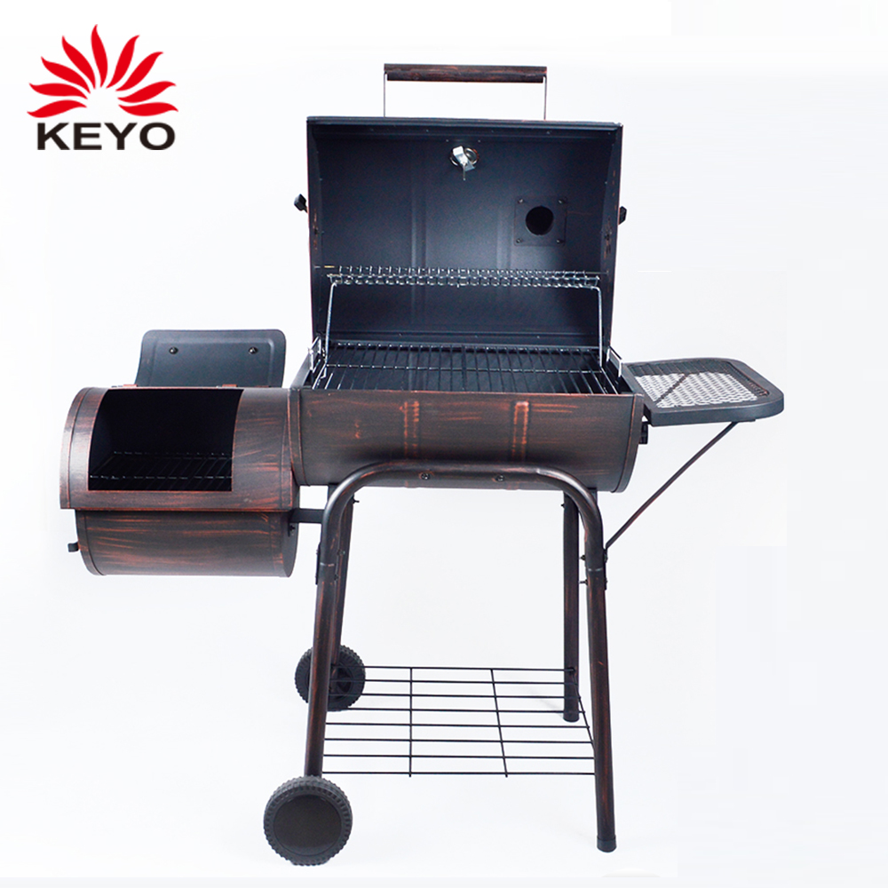 What are pellet bbq grills?