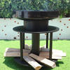 KY5765FPC Wood Burning Fire Pit