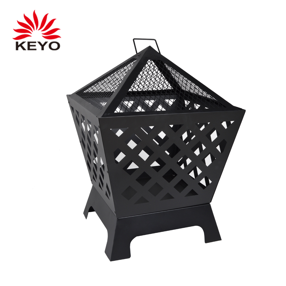 KY5070FP Steel Wood Burning Fire Pit