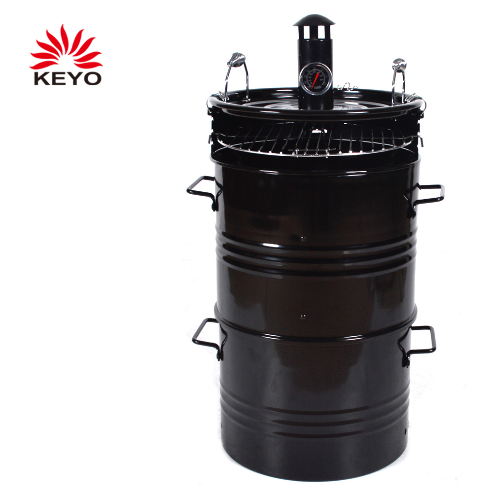 KY8547MF Insulated Pellet Smoker