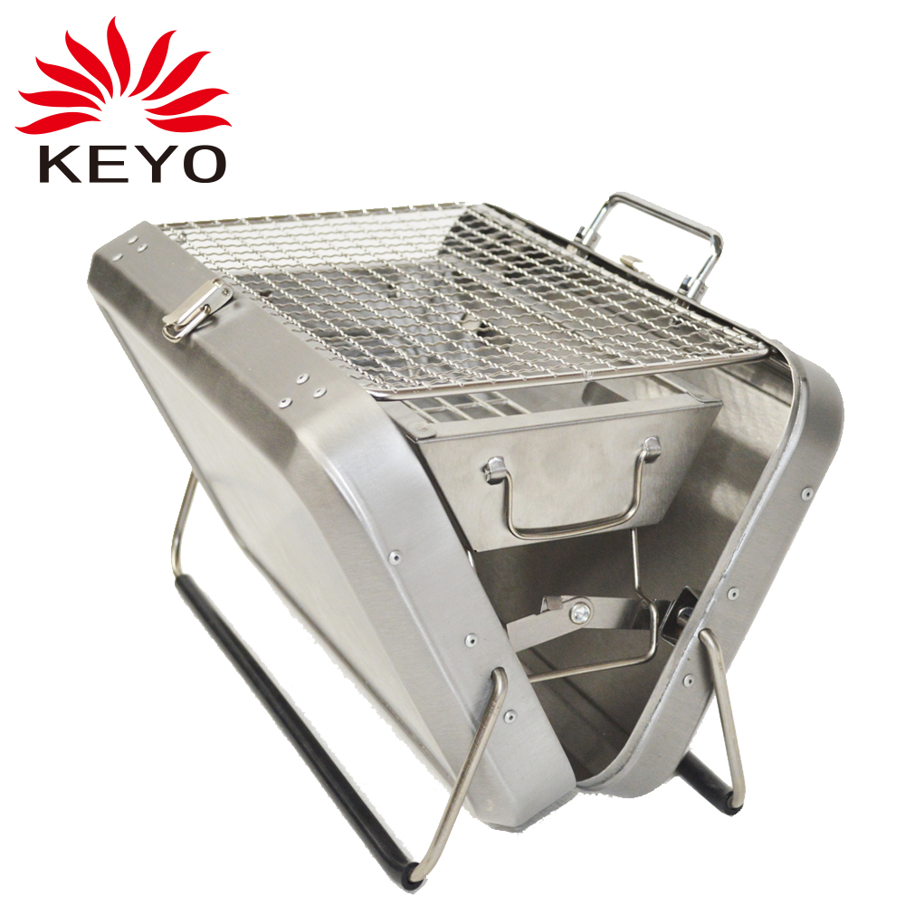 KY0001 Wood Burning Grill