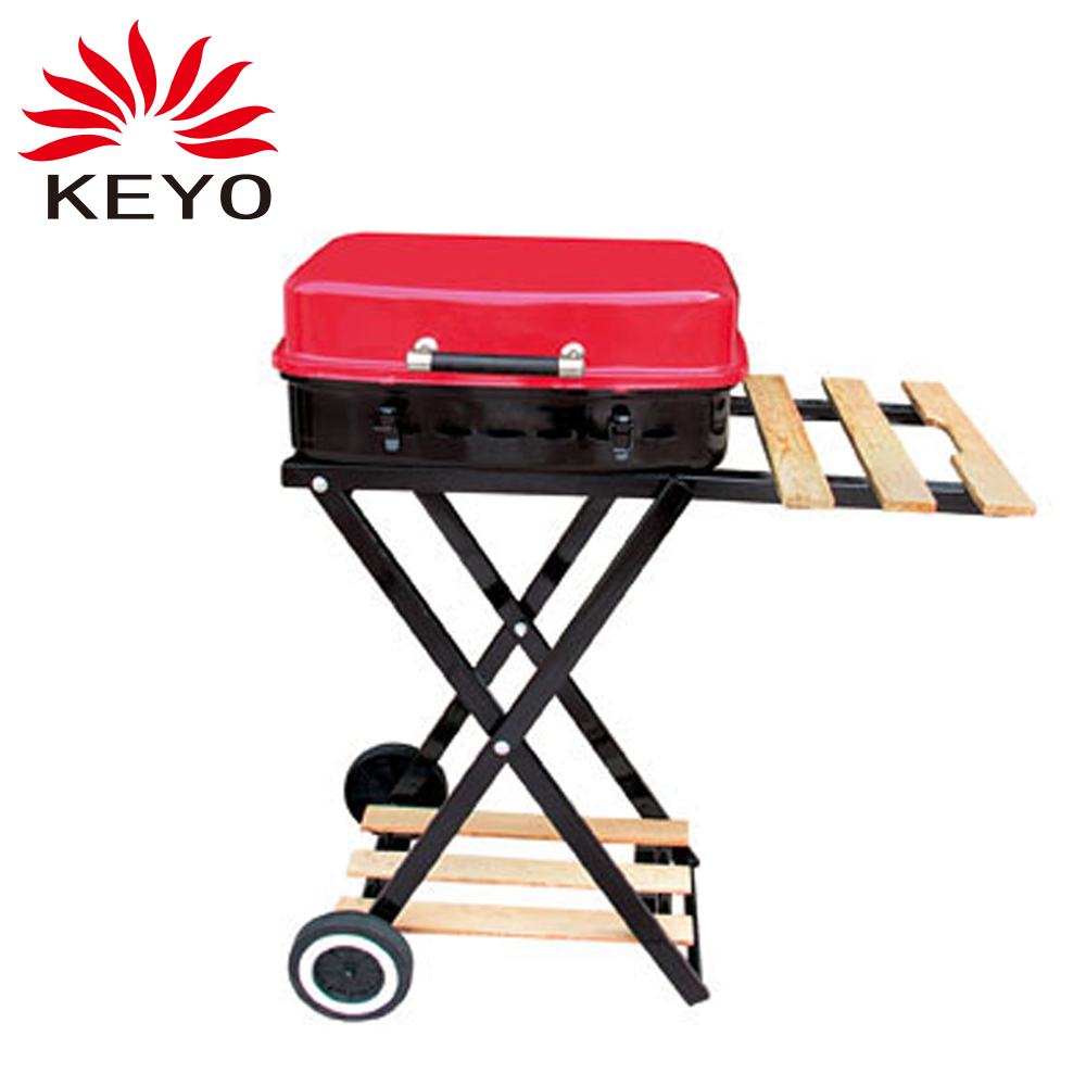 KY30017 Wood Pellet Barbeque