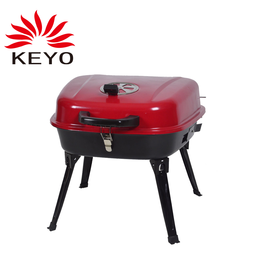 KY806B Portable folding charcoal grill