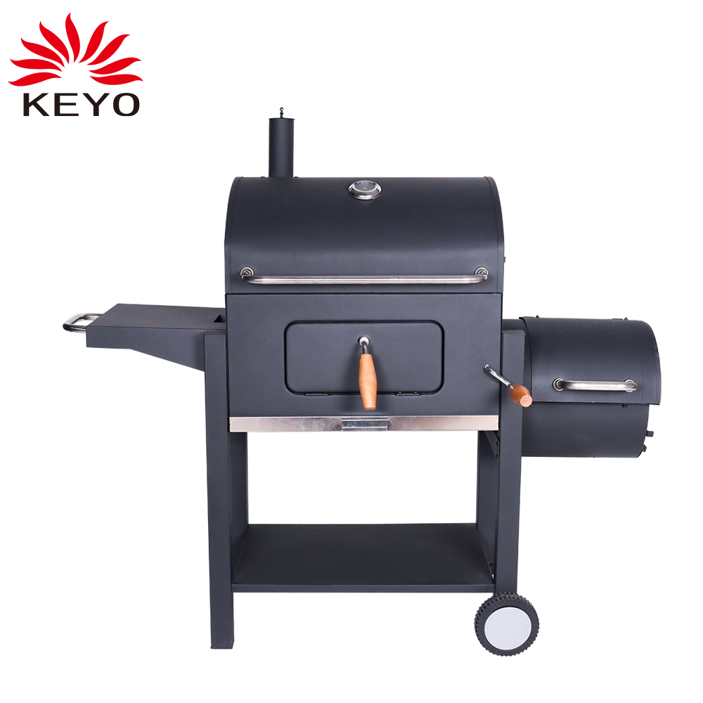 KY4524Y smoker charcoal grill