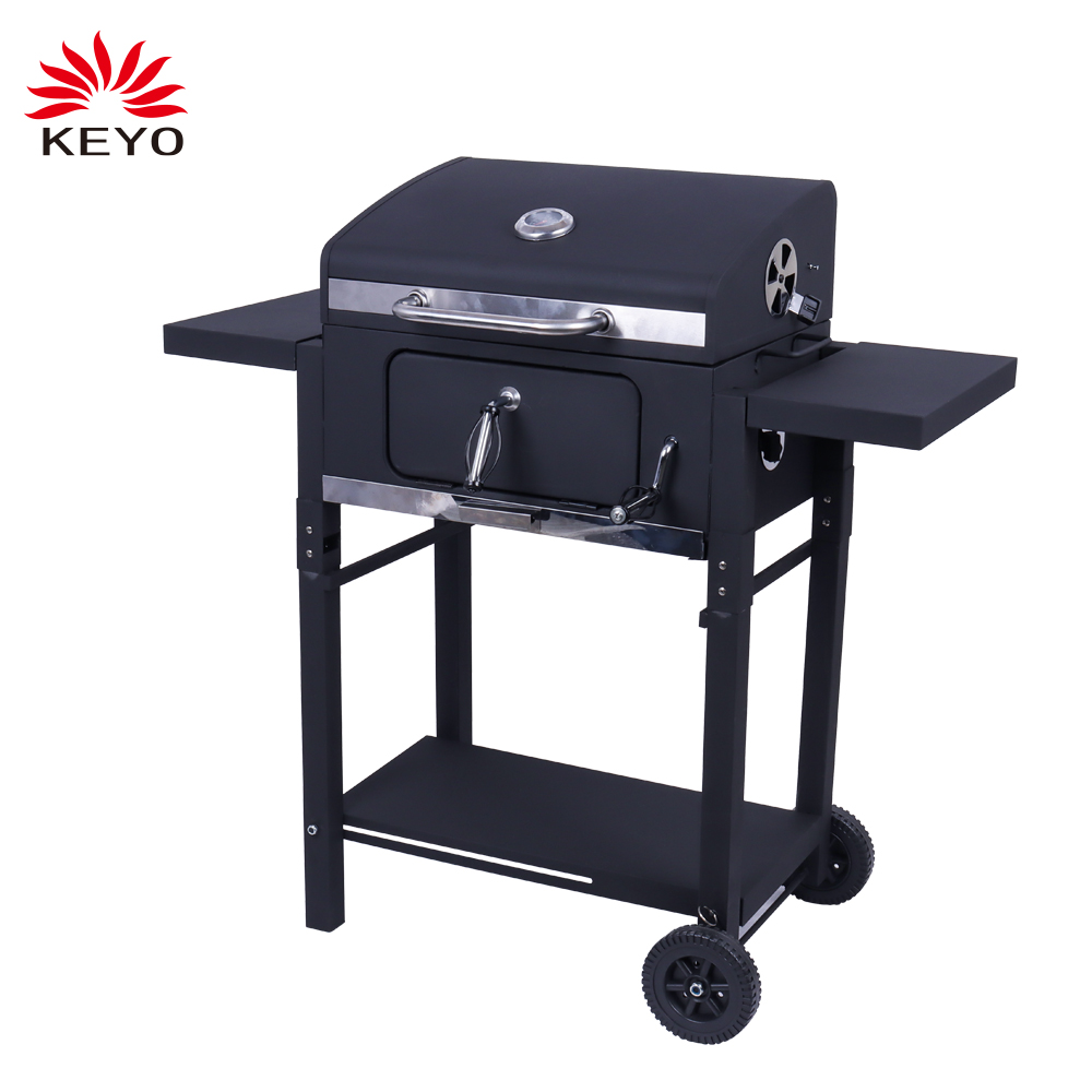 KY4524S folding charcoal grill