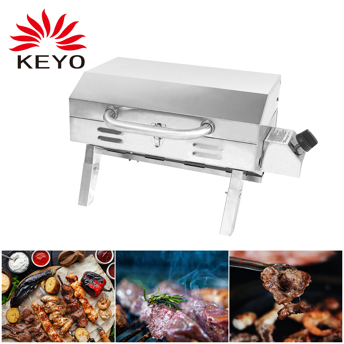 GYP01 Gas Barbecue