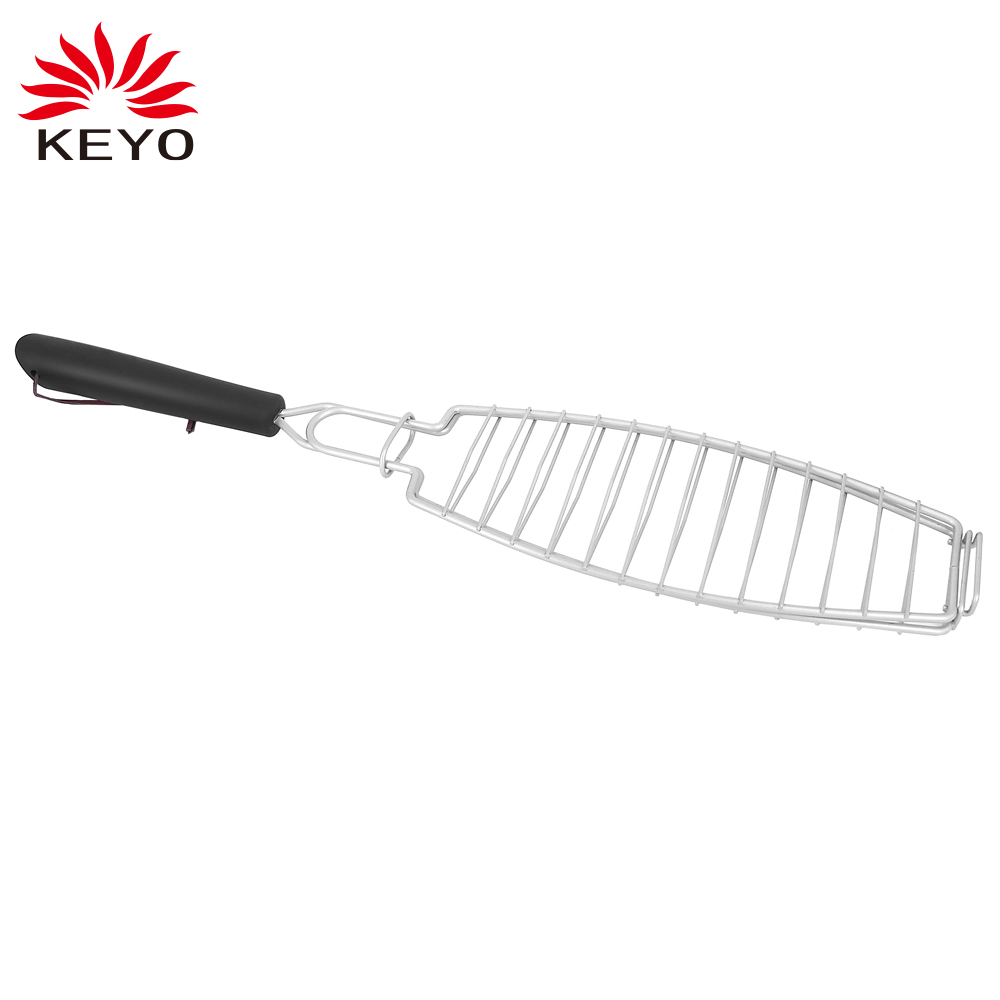 BSK3 BBQ Fish Basket