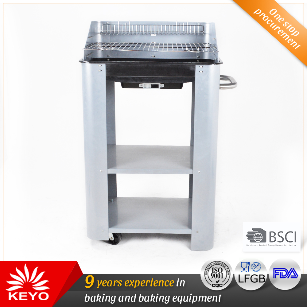 KY28030FR simple charcoal barbeque grills