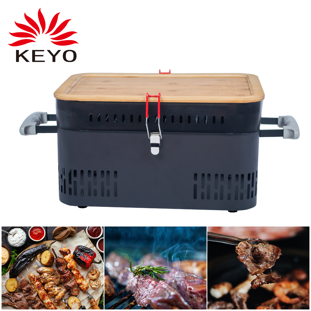 KY4234-A02 Portable grill