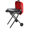 KY22019F Foldable Saqure Kettle Grill