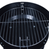 YH23016B Adjustable  Cooking Height Charcoal Grill