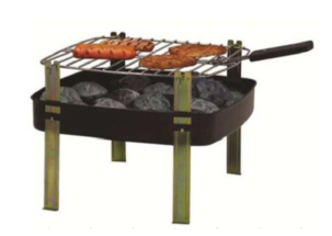 KY23012S charcoal grill