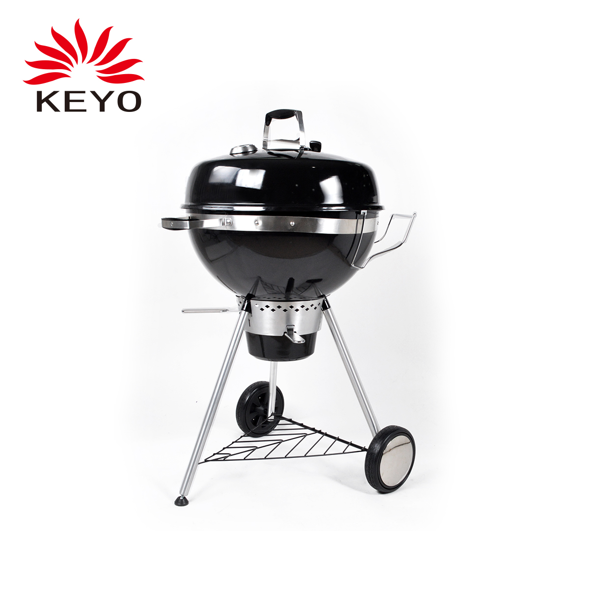 KY22022ROO Trolley BBQ Grill