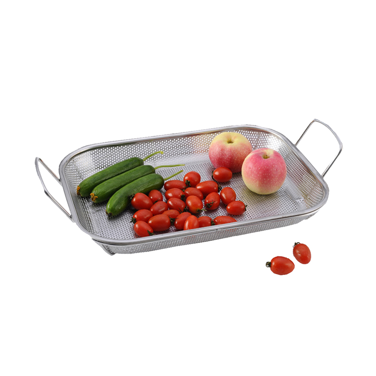 KY45DS BBQ Grill Pan