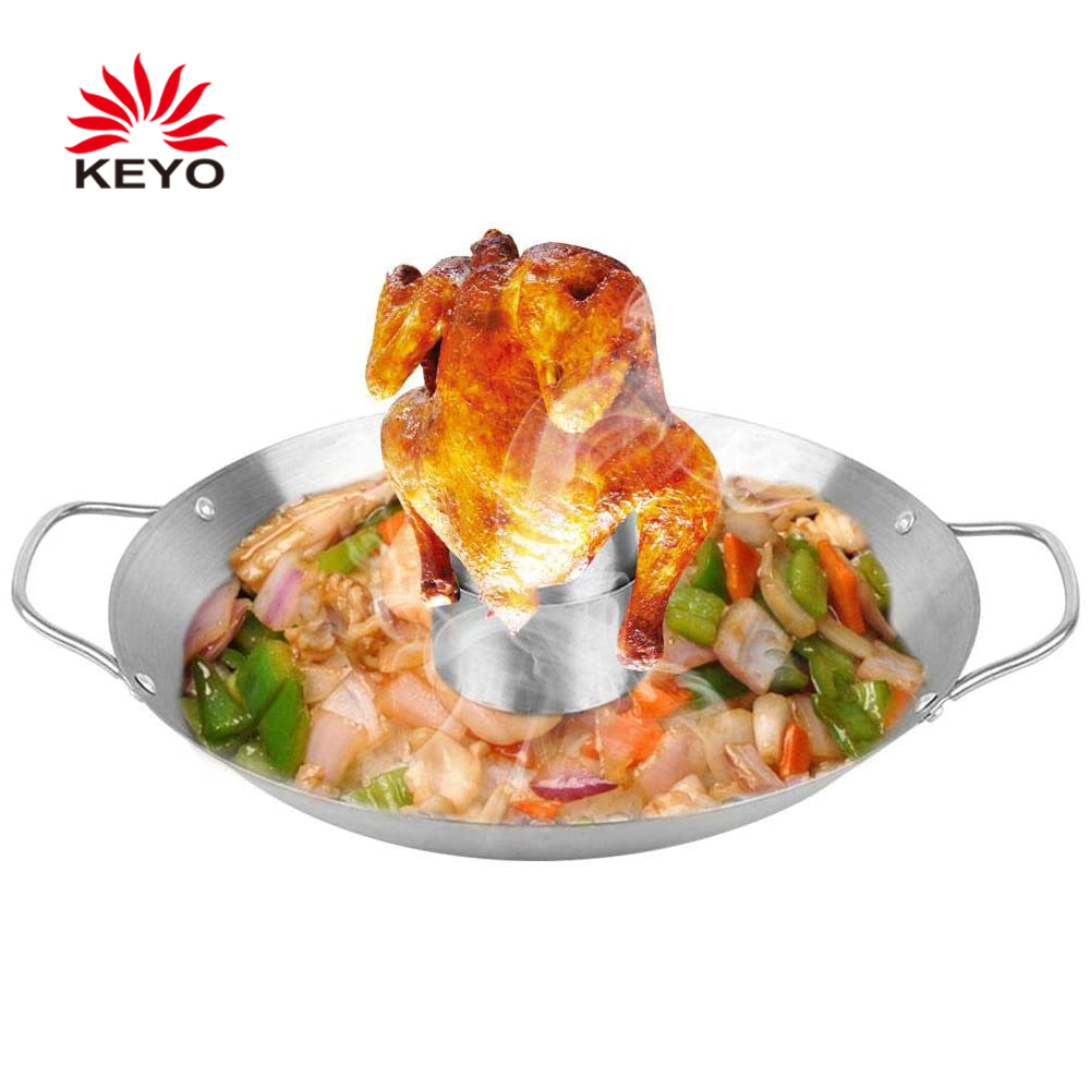 KY3630AP Beer Can Chicken Holder