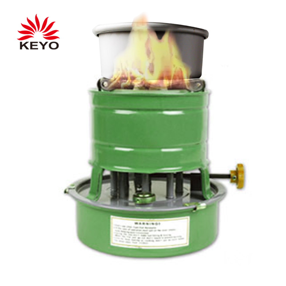 KY62 Furnace Smokeless Enamel Kerosene Cooking Stoves With  8 Wicks