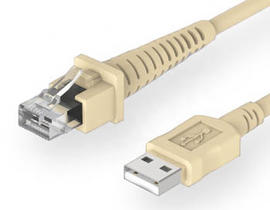 USB 2.0 Type A to RJ45 Cable
