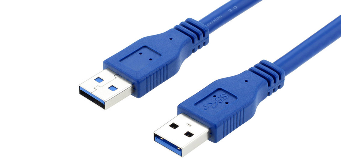 USB 3.0 Type A Male to Male Cable