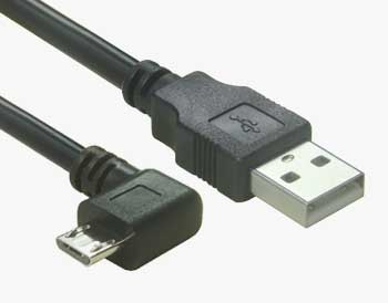 USB 2.0 Type A to Micro B Cable