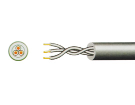 IEC53 60227 H05VV-F Flexible Power Cord